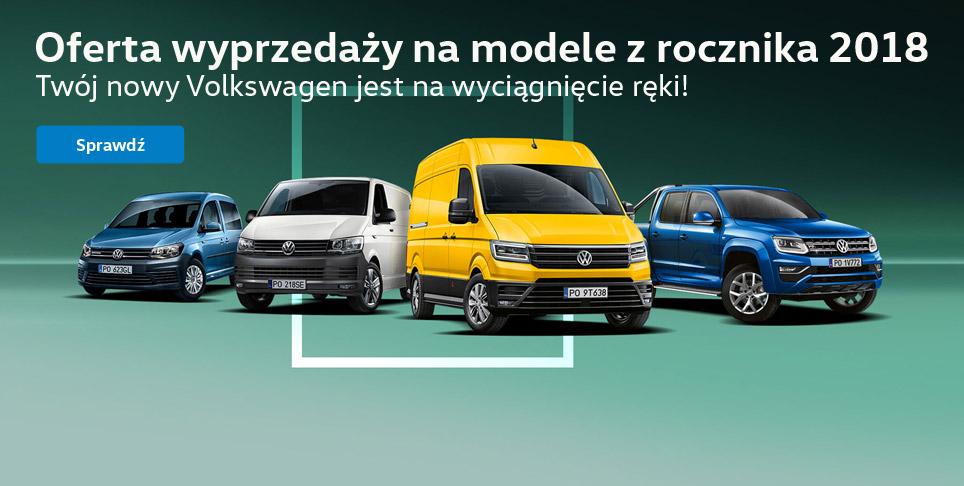 Twój nowy Volkswagen jest na wyciągnięcie ręki!
